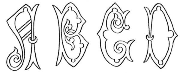 1911-Alphabet-A-D