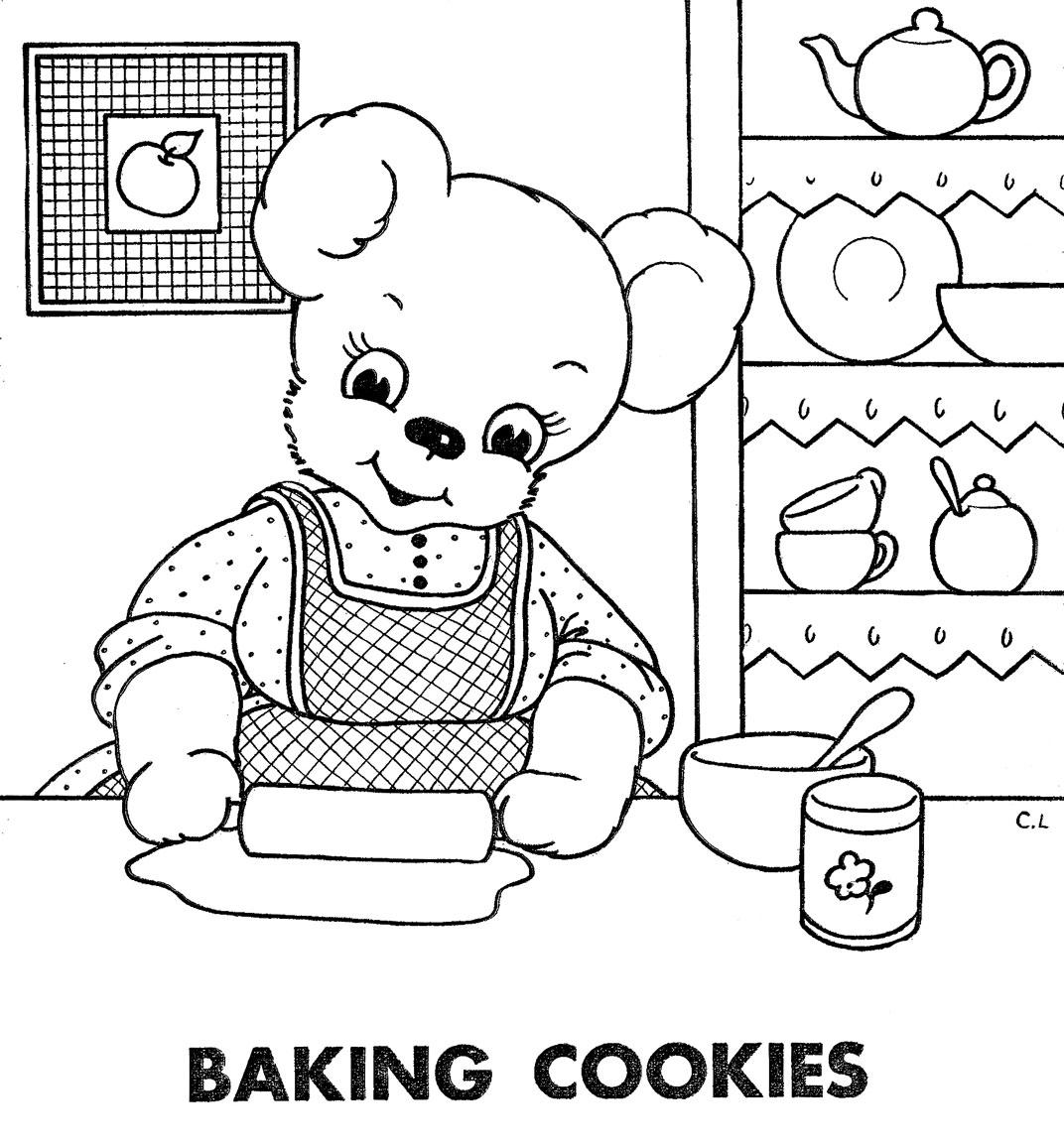 bakingday