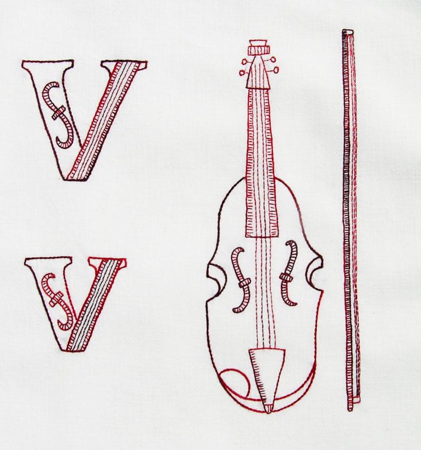 ABC-violin