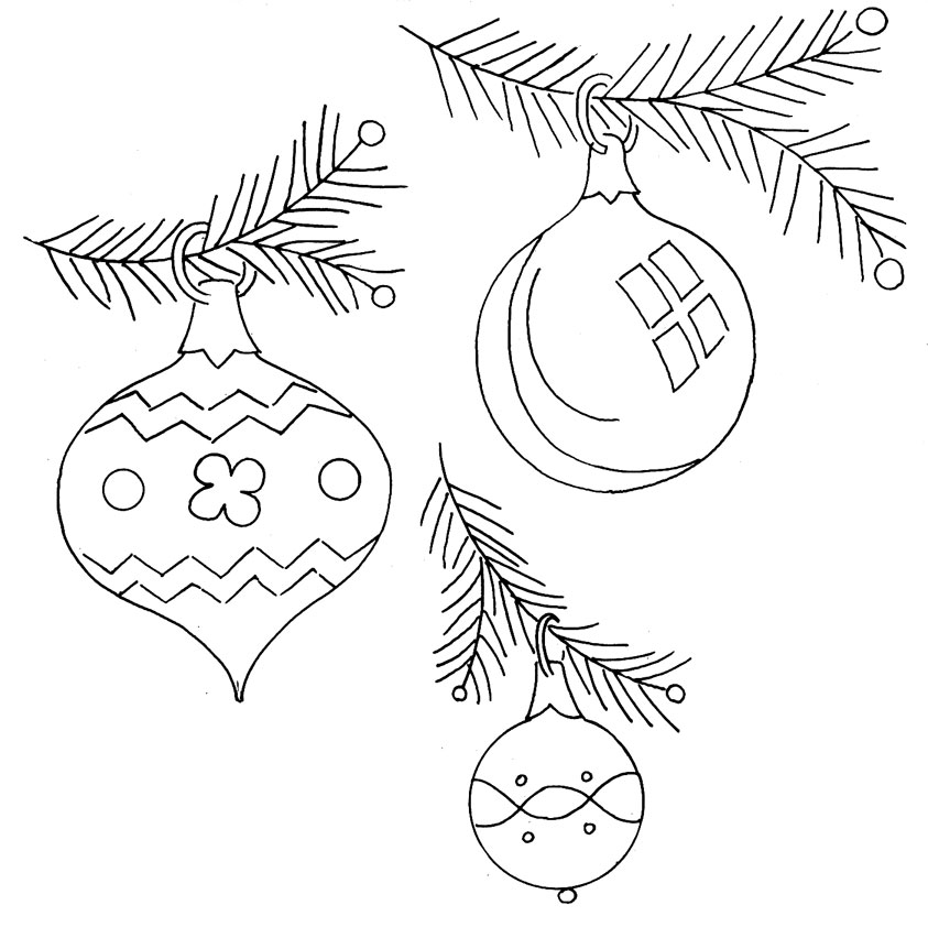 More vintage christmas embroidery transfers q is for quilter