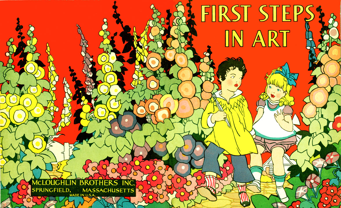 First-Steps-in-Art-Cover