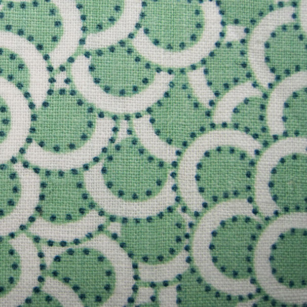 Vintage fabric gallery 1930s greens q is for quilter for Vintage fabric