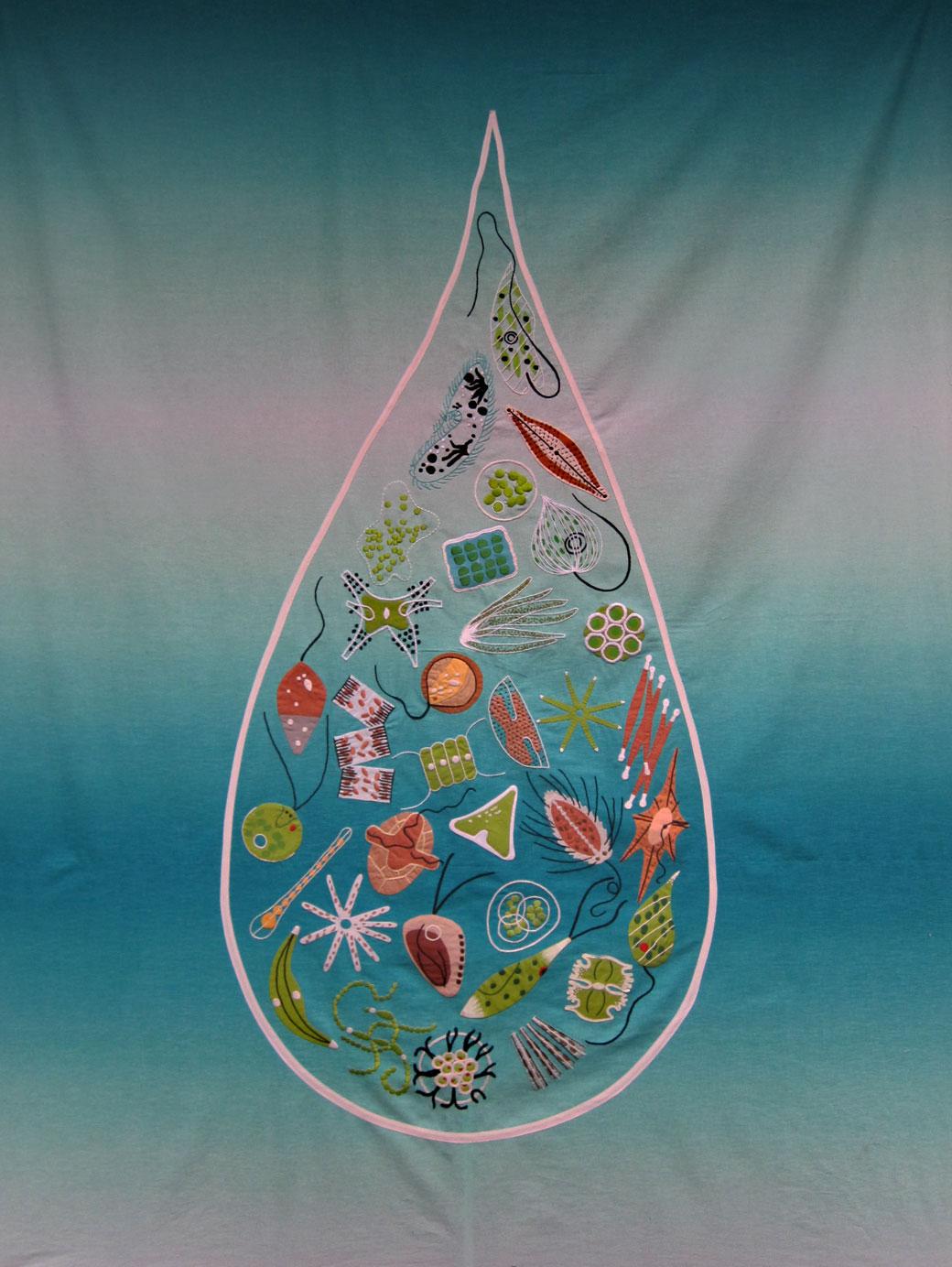 charley-harper-water-drop-quilt-top