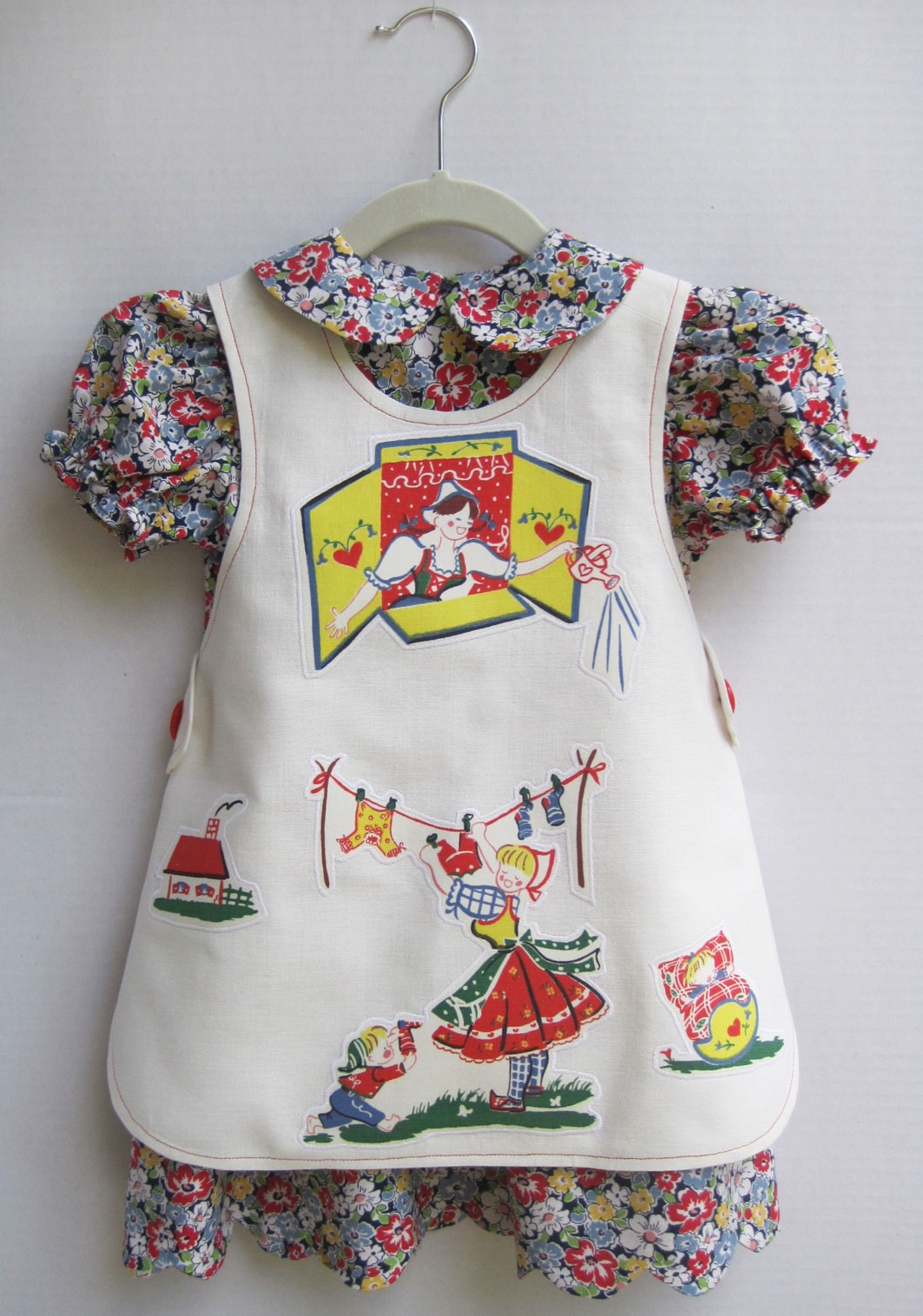 qisforquilter.com-toddler-floral-dress-with-apron-front
