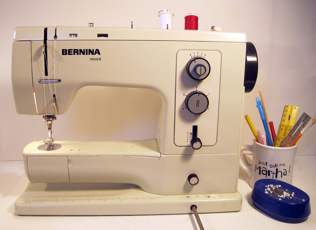 1000 special made was bernina the when Bernina Designer