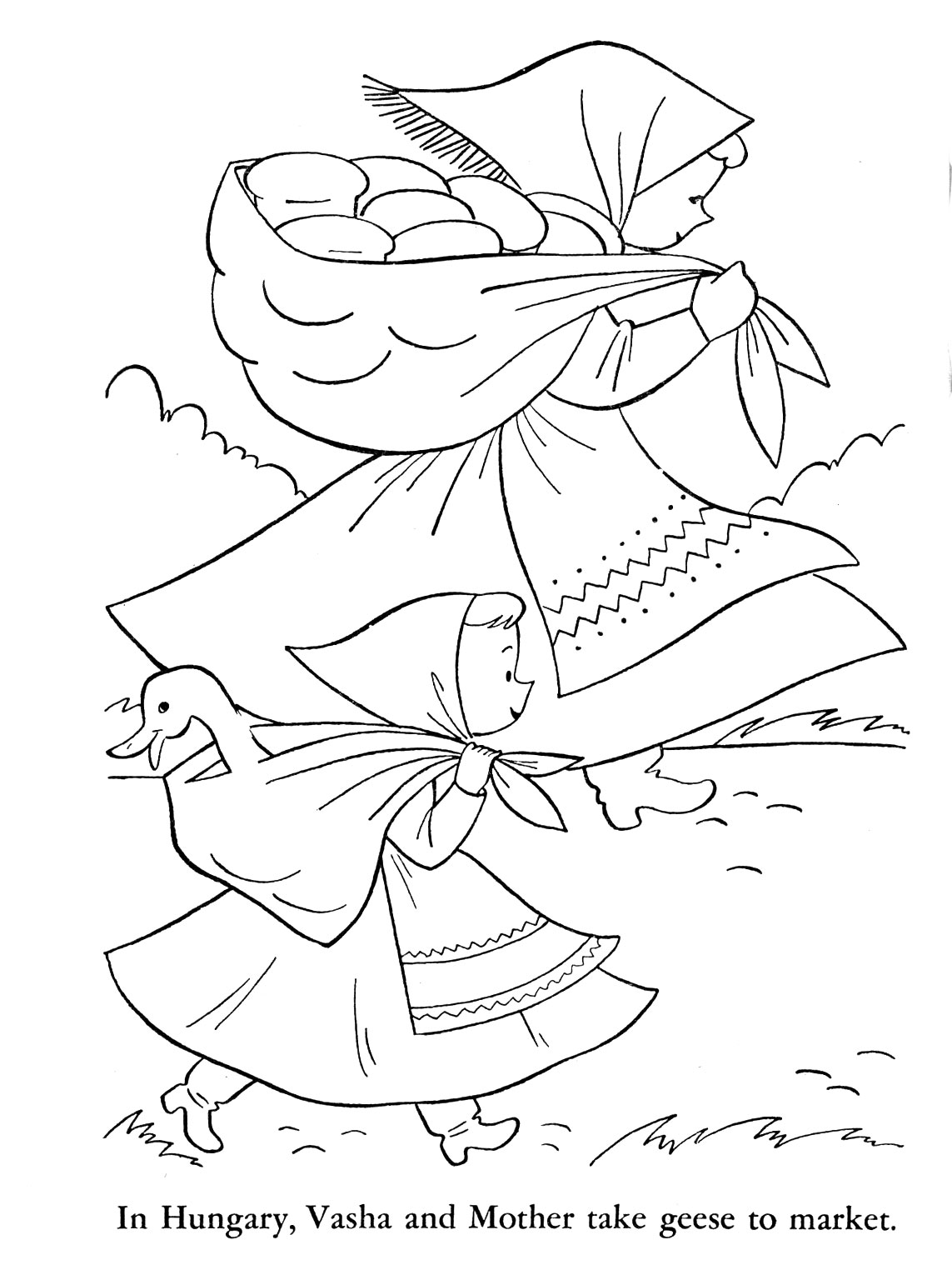 Argentina flag coloring page for Argentina coloring pages