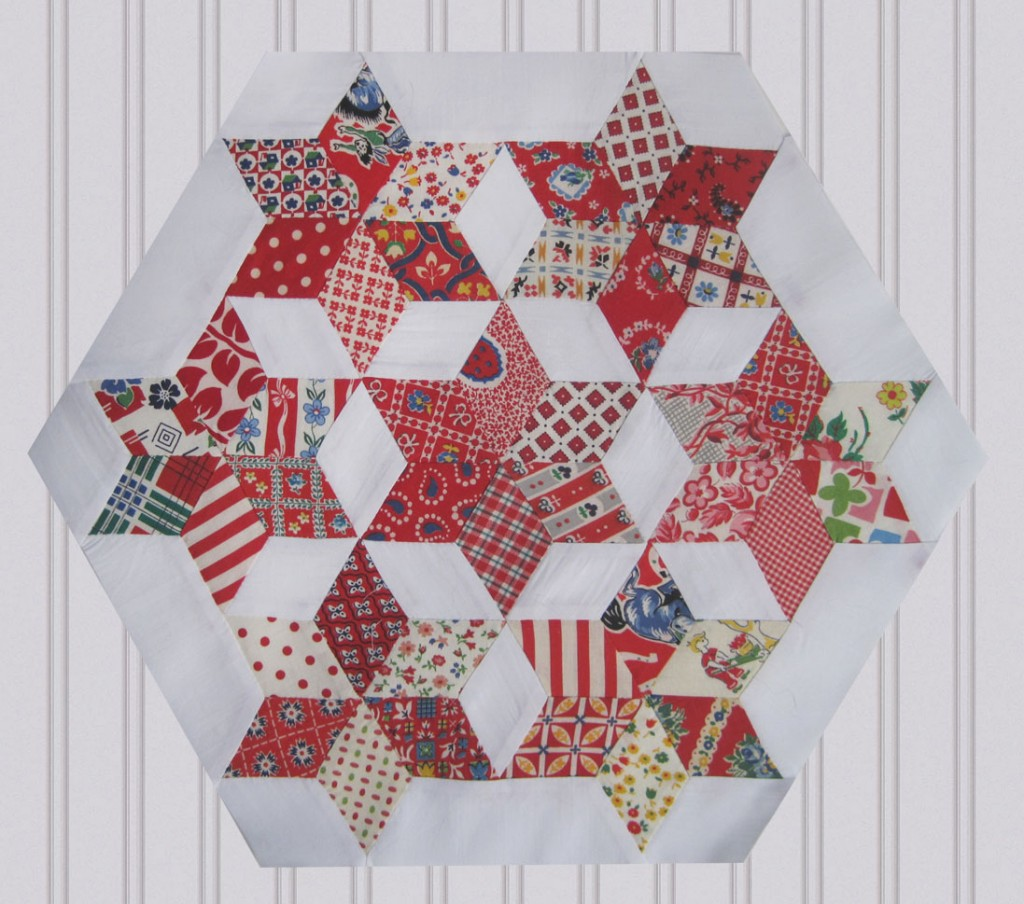 More Seven Sisters Quilt Blocks Q is for Quilter