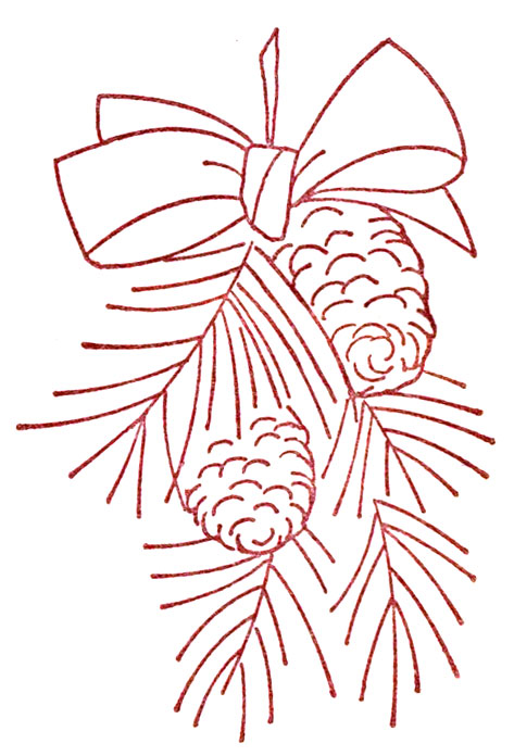 Christmas Embroidery On Pinterest  Embroidery Patterns