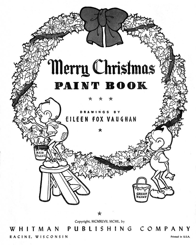 Merry-Christmas-Paint-Book-1