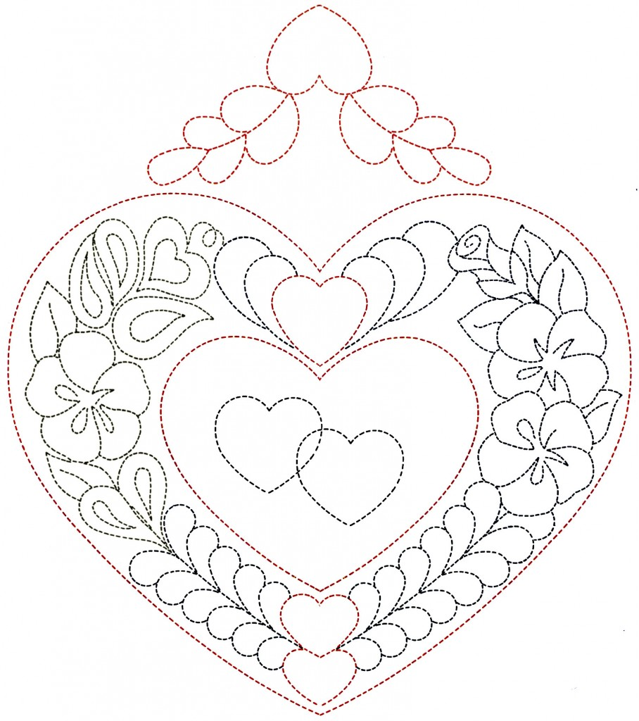 Floral-Heart