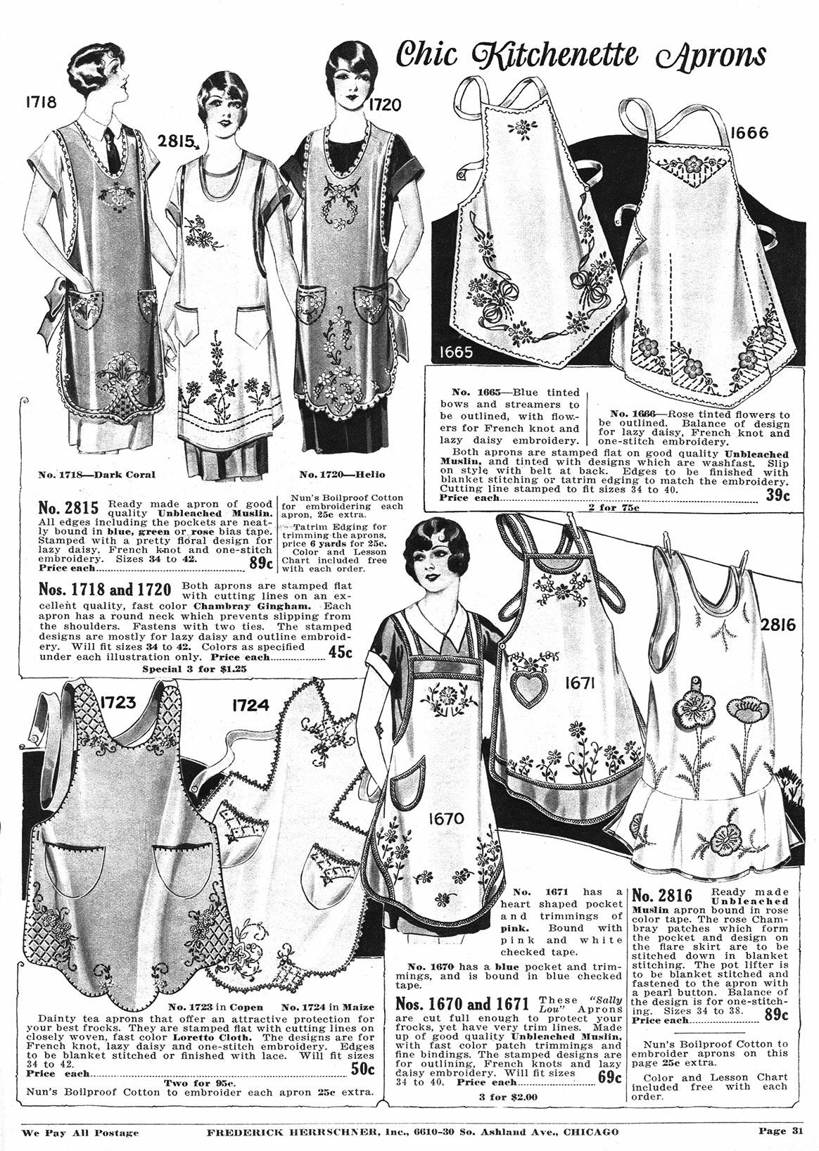 Herrschner-Kitchenette-Aprons-1928