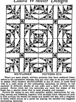 Free Antique Geometric Quilt Designs, Patchwork Blocks