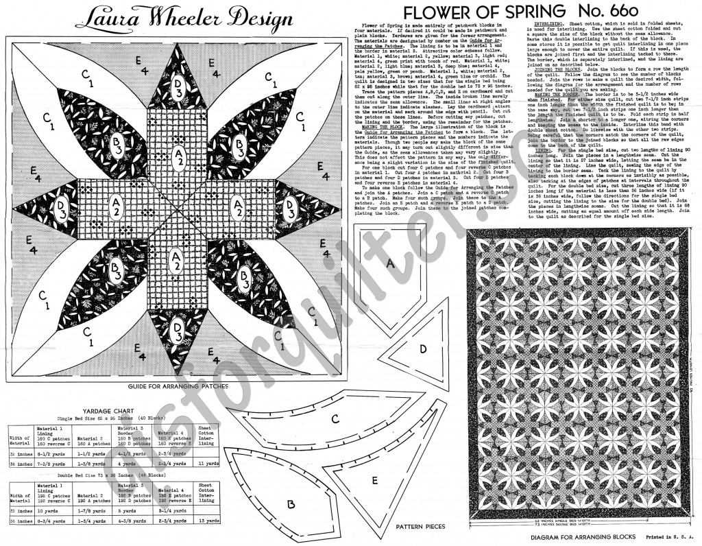 Laura-Wheeler-Flower-of-Spring-Quilt-Pattern