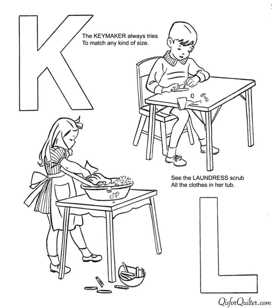 ABC-Coloring-Book-K-L