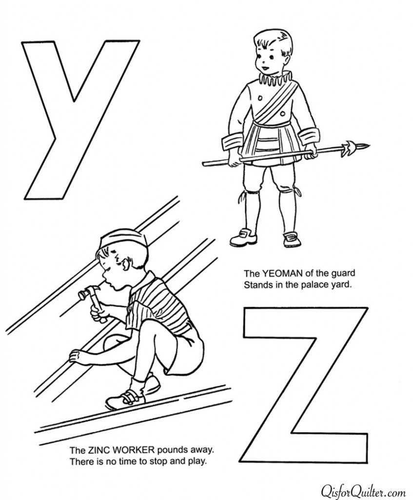 ABC-Coloring-Book-Y-Z