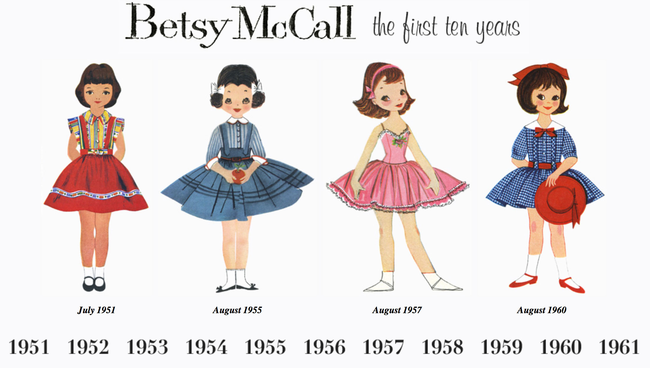 Mccall S Monday Betsy Mccall Paper Doll Q Is For Quilter