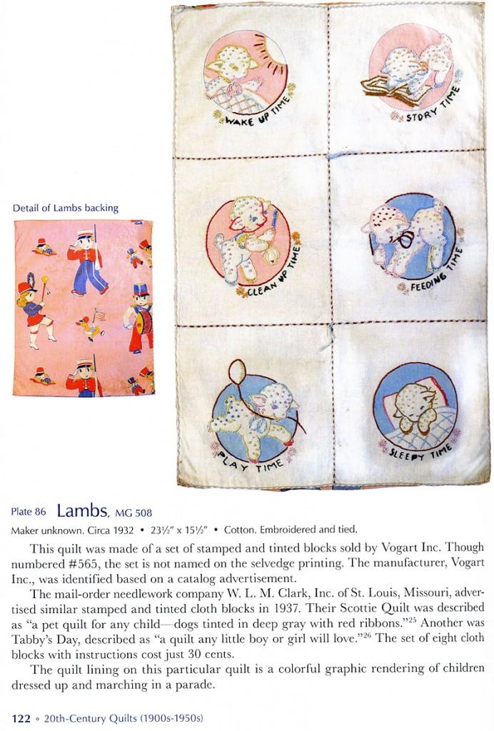 Childhood-Treasures-lamb-quilt