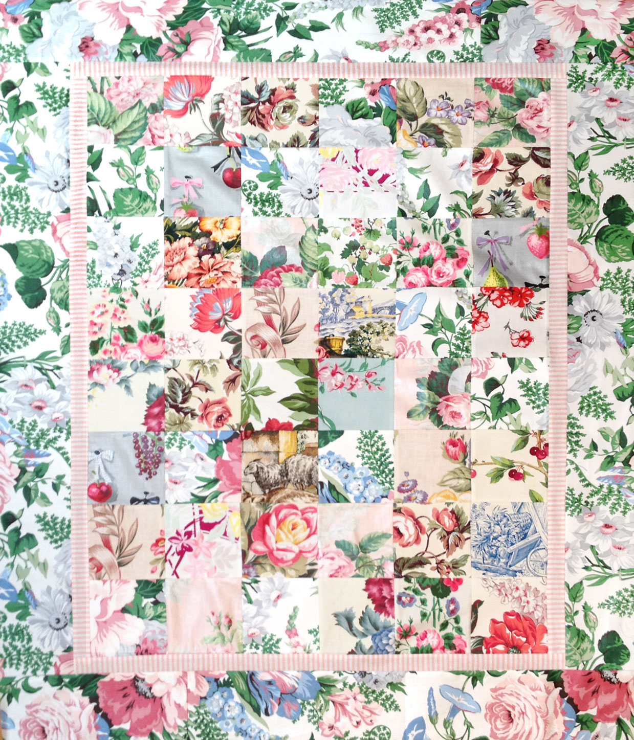Chintz-quilts-for-twins-1