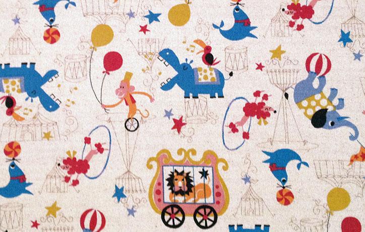 Circus-Fabric