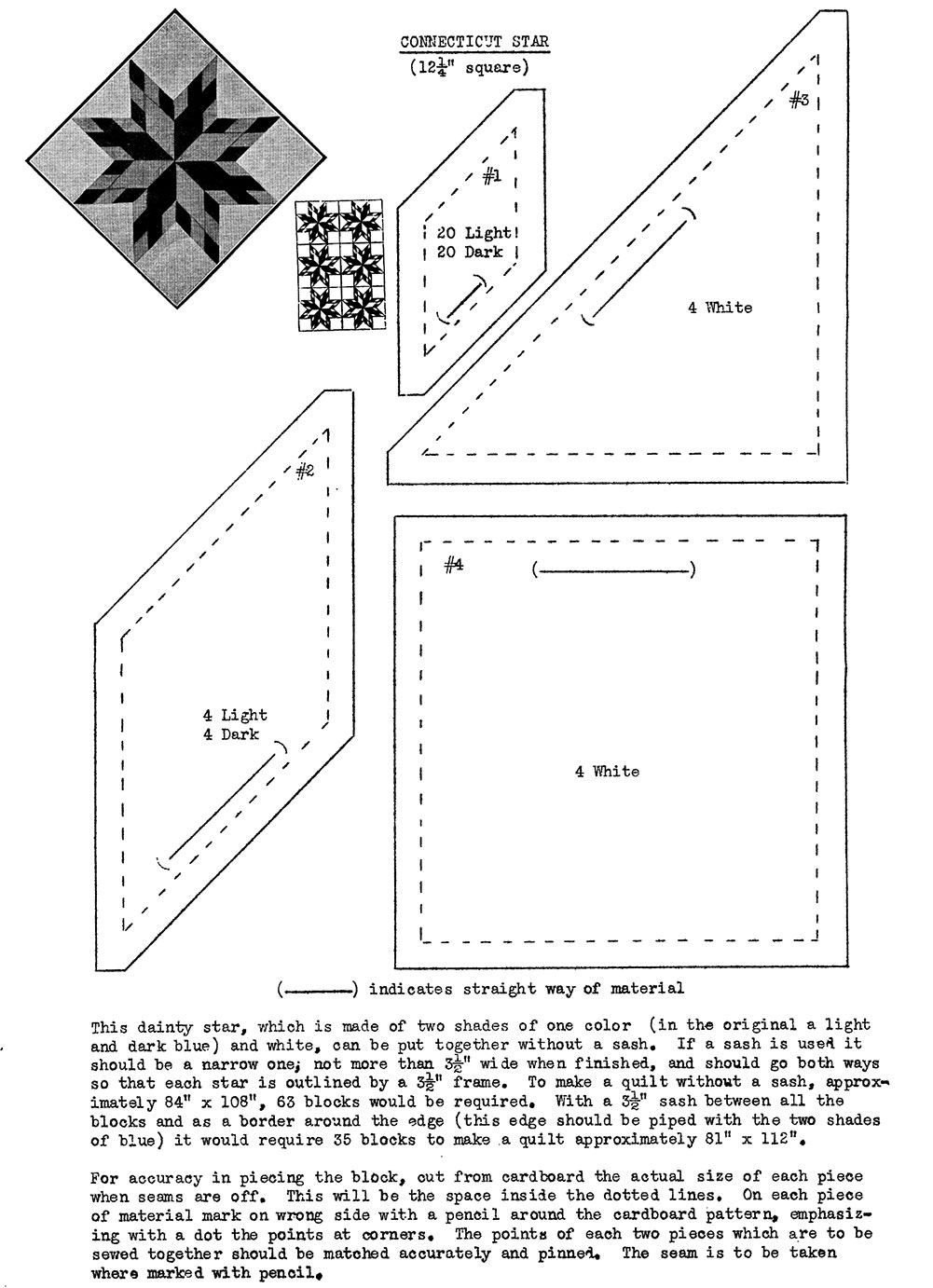 Farm Journal Quilt Patterns 1937 And 1939 Q Is For Quilter