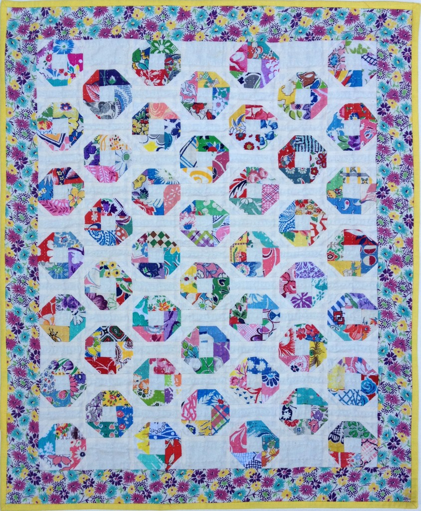 Feedsack-Charm-Doll-Quilt-Little-O