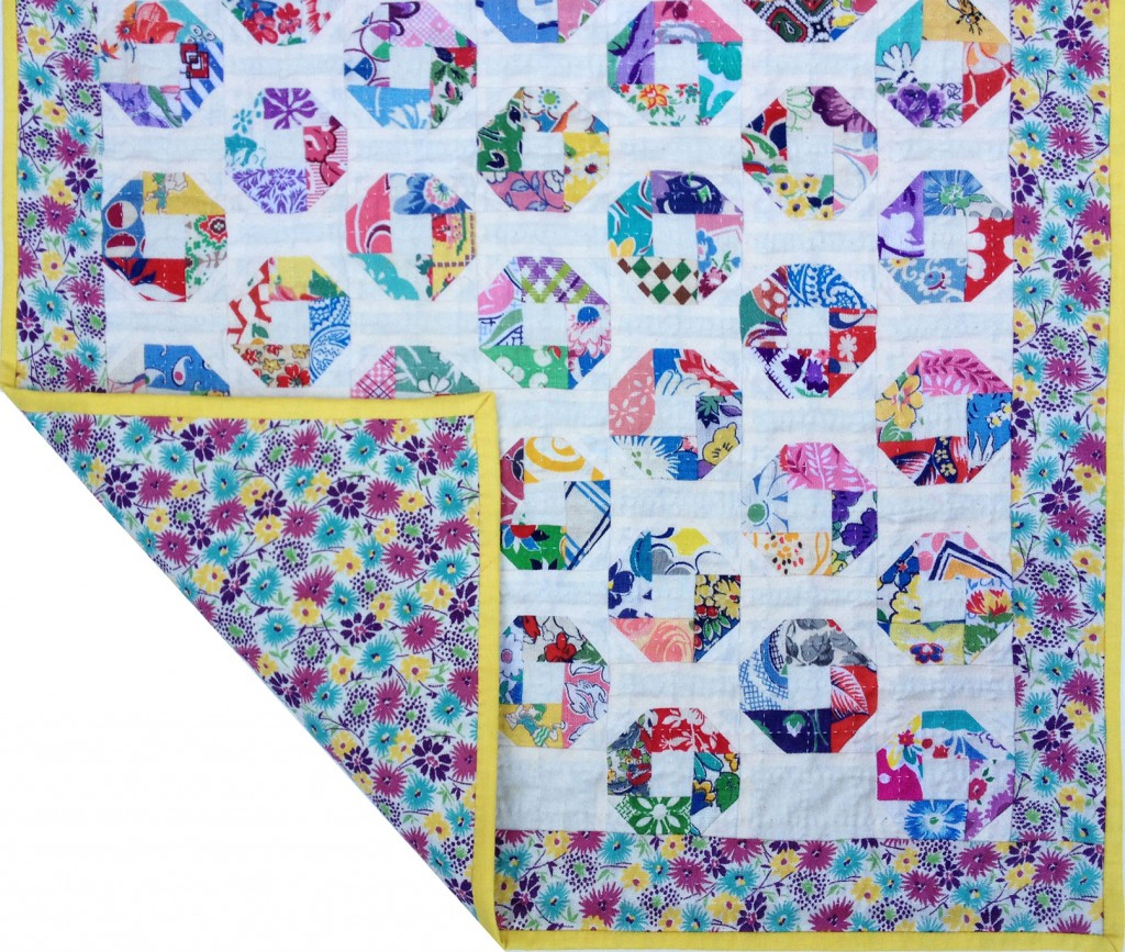 Feedsack-Charm-Doll-Quilt-Little-O-back