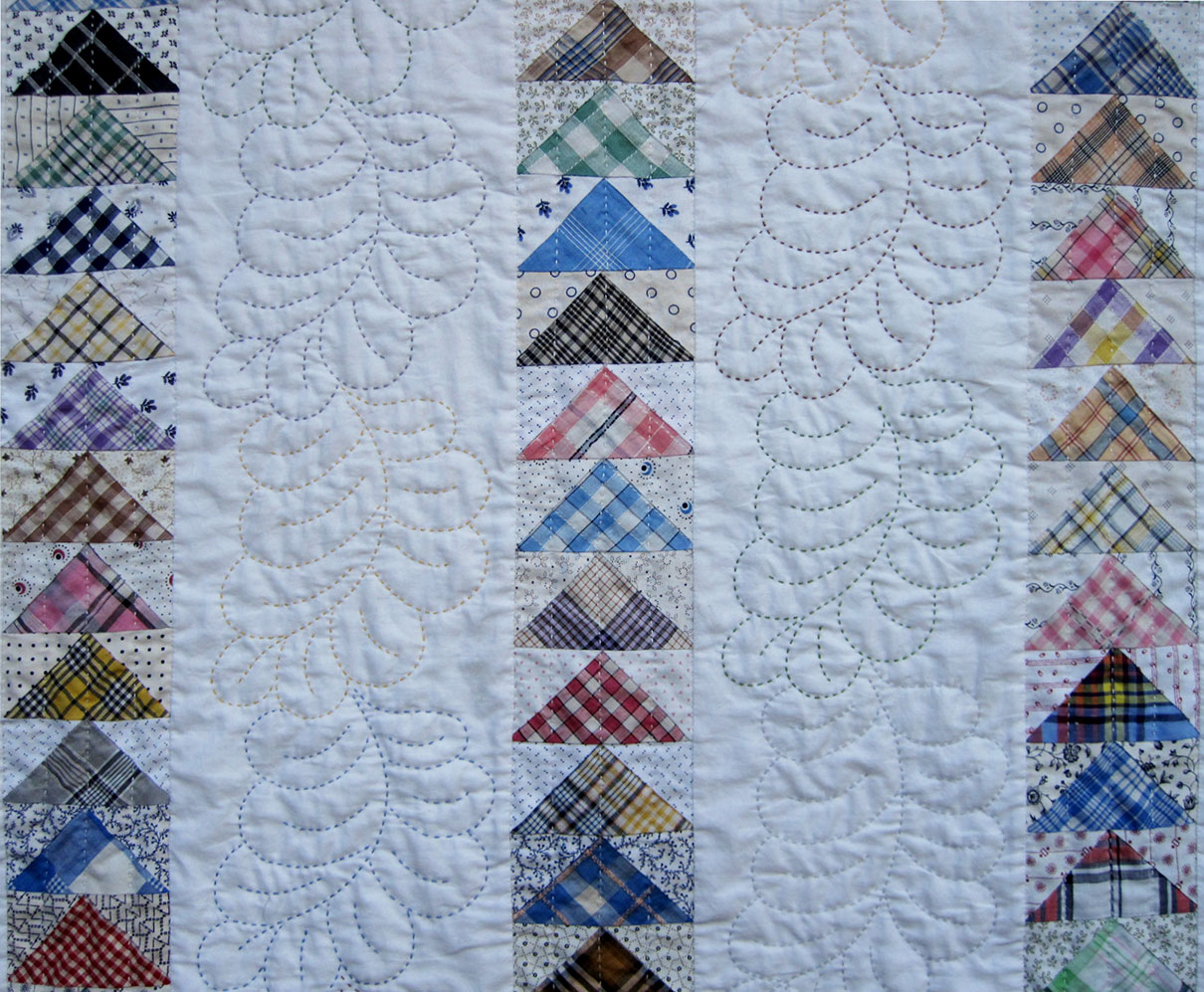 Flying Geese Quilt – Q is for Quilter : flying geese quilting - Adamdwight.com