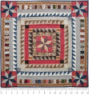 Lemoyne-Star-Medallion-Doll-Quilt
