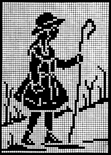 Little-Bo-Peep-Filet-Crochet