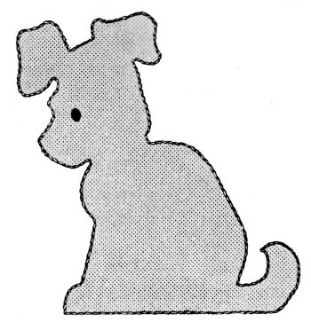 McCalls-1462-Applique-Animals-dog2