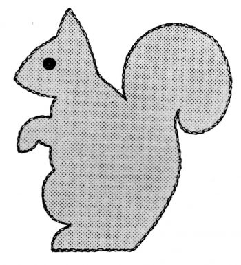 McCalls-1462-Applique-Animals-squirrel