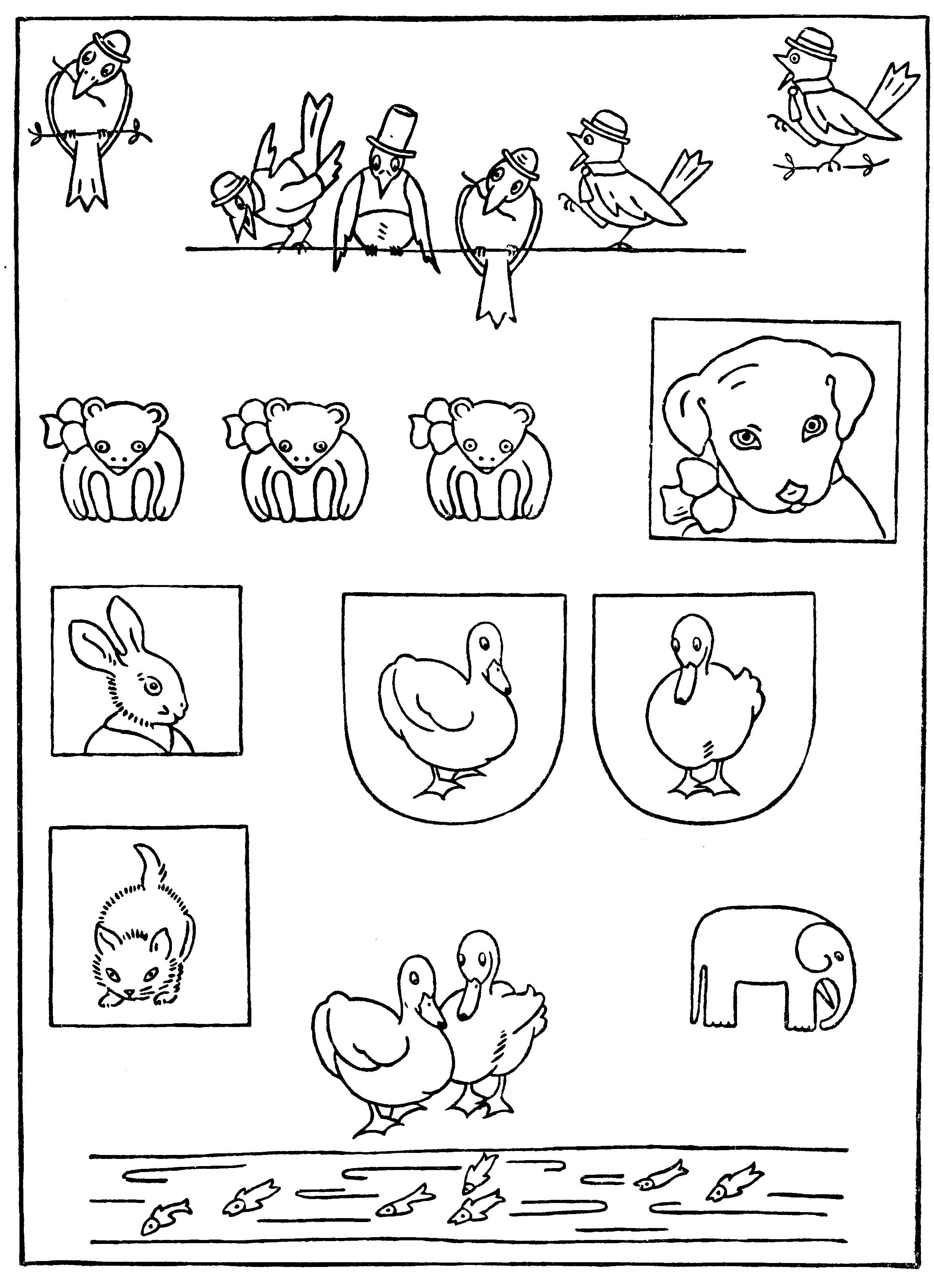 McCalls-1540-Animal-Motifs-for-Outlining-1