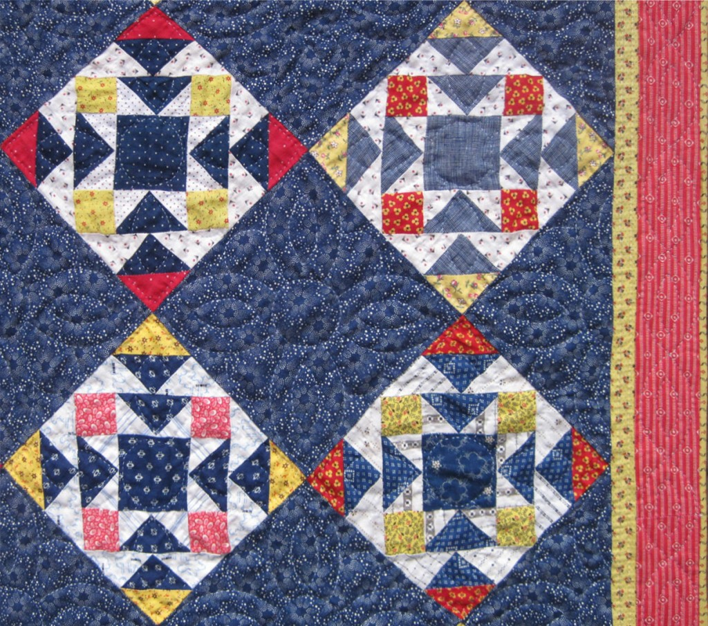 Midnight-Stars-Quilt-2013-detail