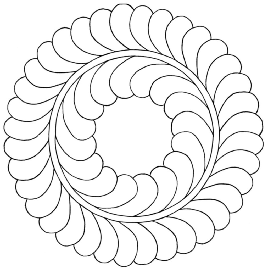 Nancy-Page-quilting-pattern-Feather-Wreath