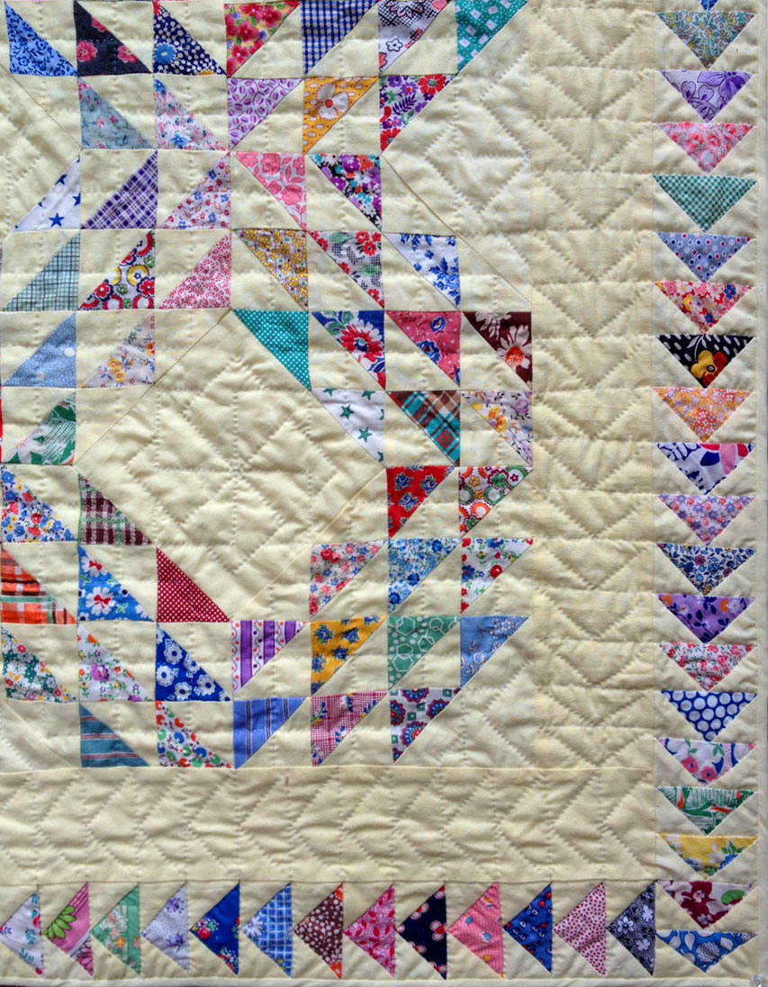Ocean Waves Quilt – Q is for Quilter : wave quilt pattern - Adamdwight.com