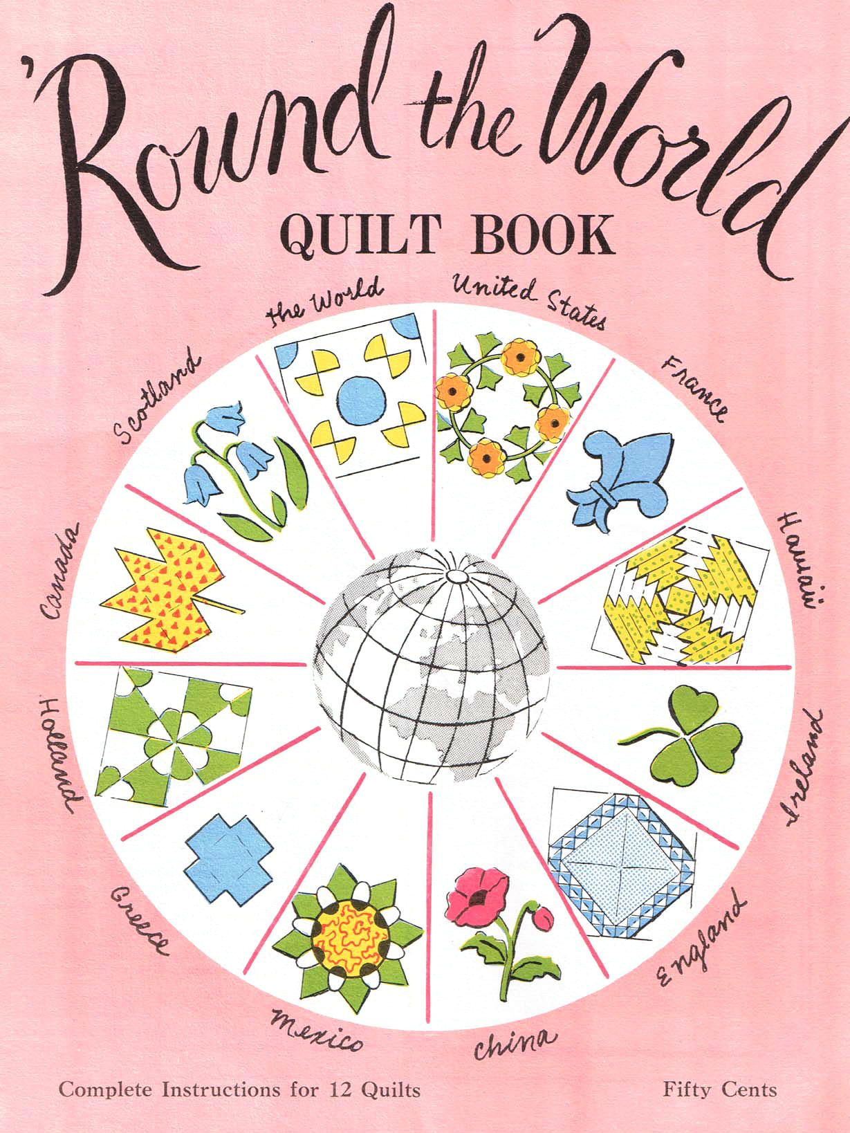Round-the-World-Quilt-Book