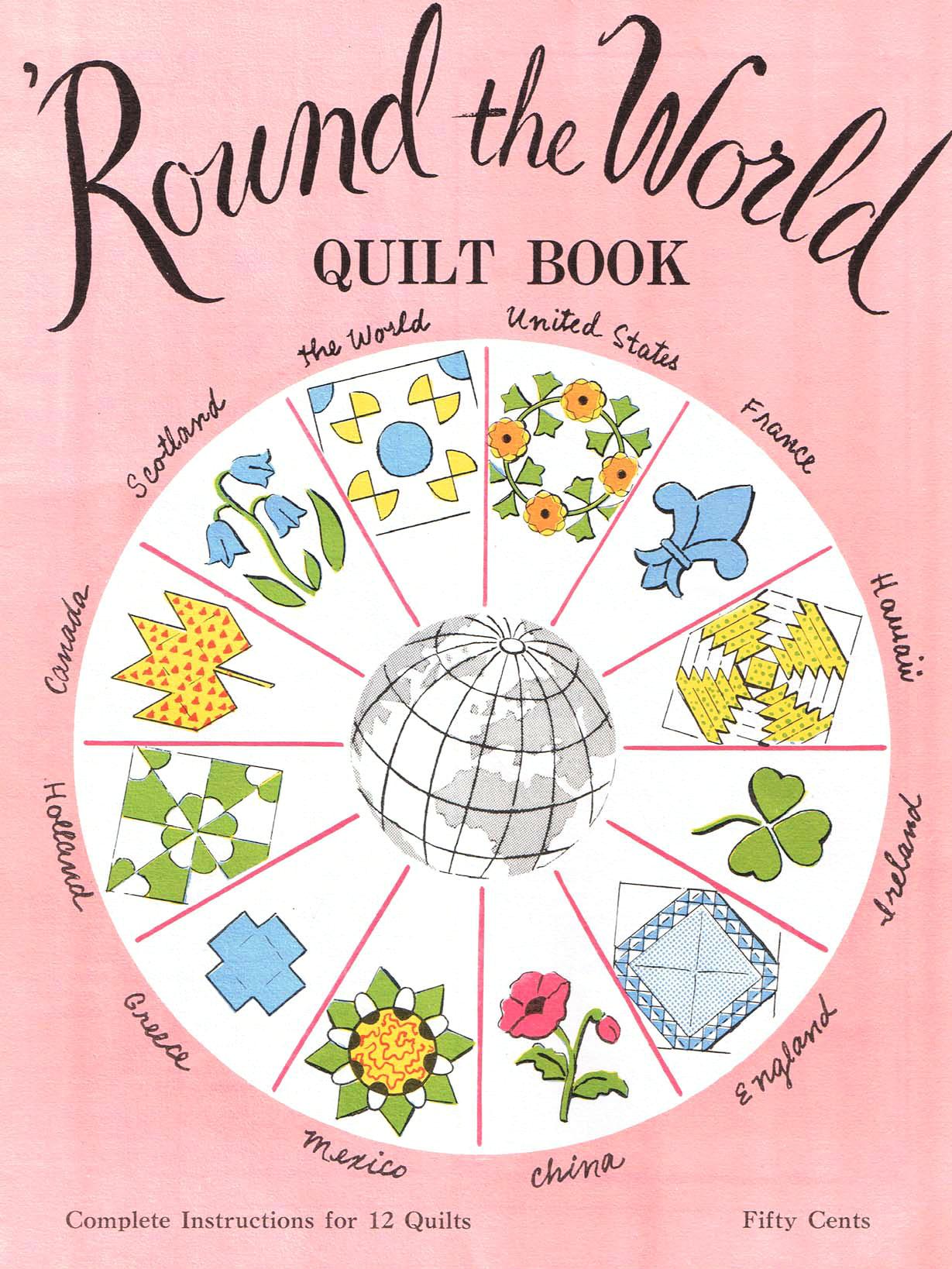 Round-the-World-Quilt-Book