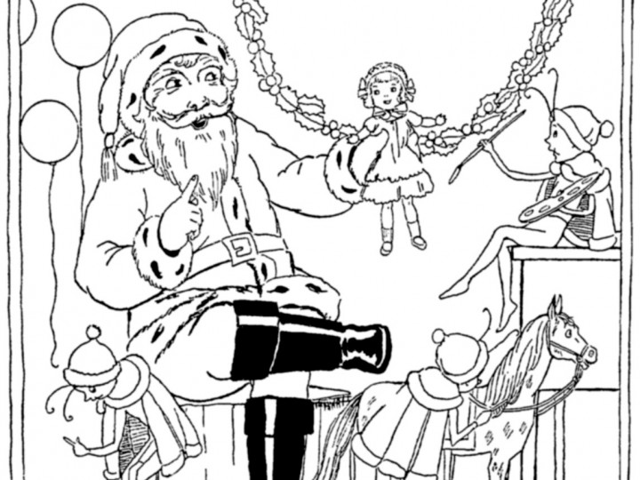 Santa-Helpers