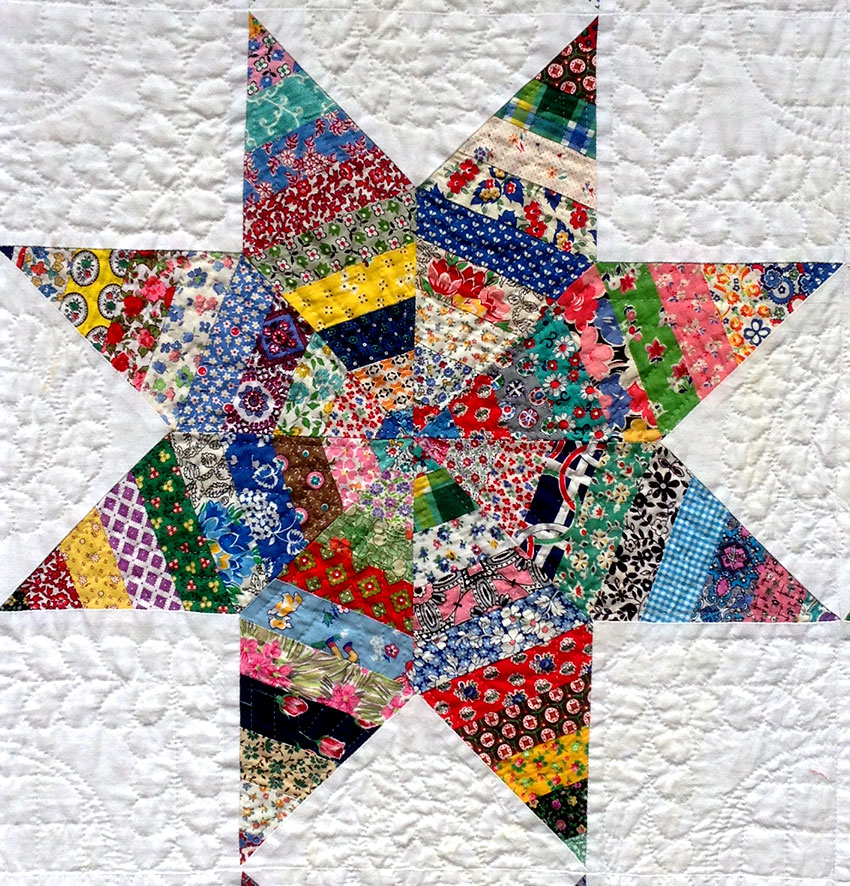 String Star Quilt and Stencil Company Giveaway Q is for Quilter