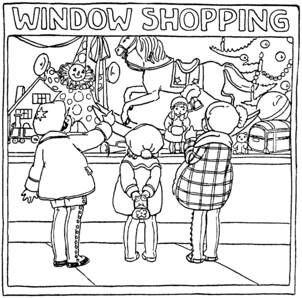 Window-Shopping
