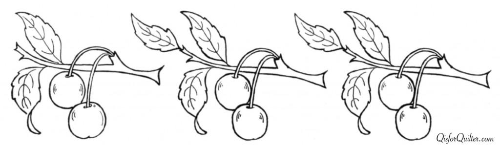 cherry-border