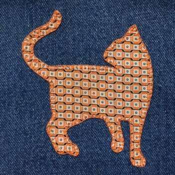 denim-applique-quilt-cat