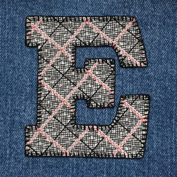 denim-applique-quilt-letter-E