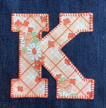 denim-applique-quilt-letter-K