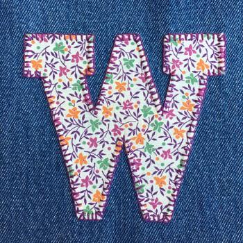 denim-applique-quilt-letter-W