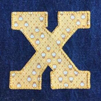 denim-applique-quilt-letter-X