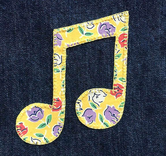 denim-applique-quilt-music-note