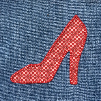denim-applique-quilt-shoe