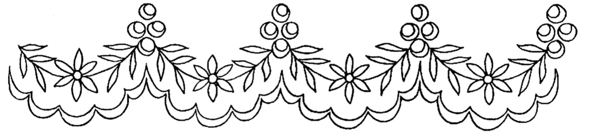 Pillowcase Embroidery Transfers  Q Is For Quilter
