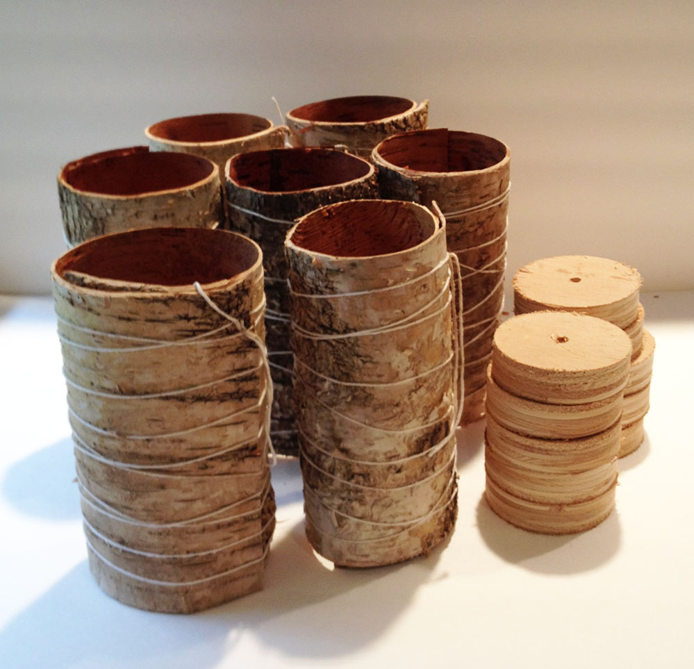 small-bark-vases-shaped